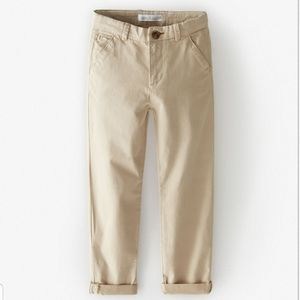 Zara basic chinos pants